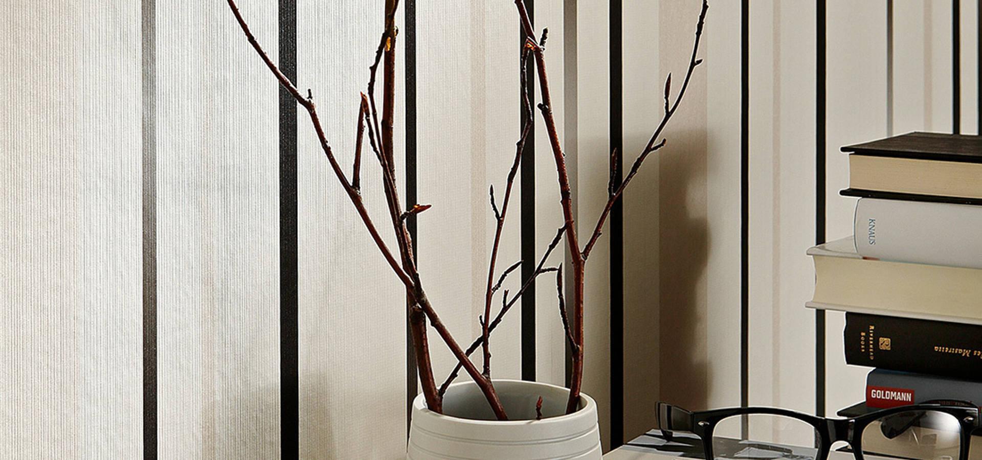 tapetenmax streifentapeten von tapetenmax kr ger gmbh homify. Black Bedroom Furniture Sets. Home Design Ideas