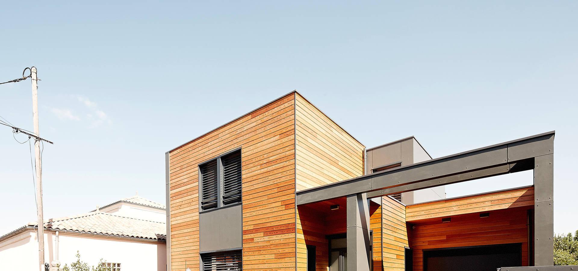 maison l33 by cendrine deville jacquot architecte dplg a b2d homify. Black Bedroom Furniture Sets. Home Design Ideas