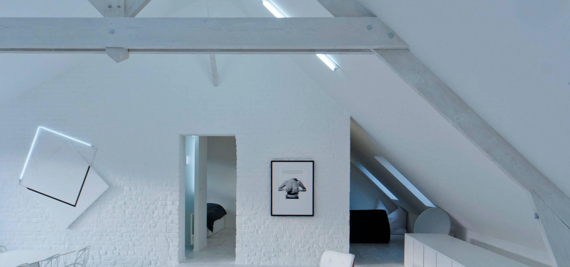 Habitation Privée Vieux-Lille de mayelle architecture intérieur