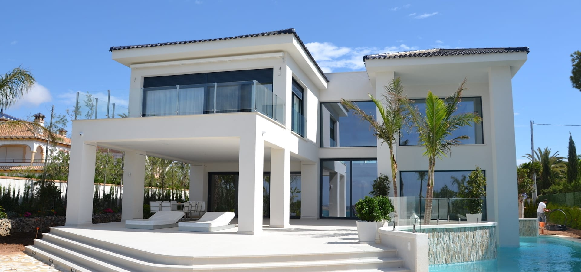 Alicante arquitectura y urbanismo slp casa ausina homify - Alicante urbanismo ...