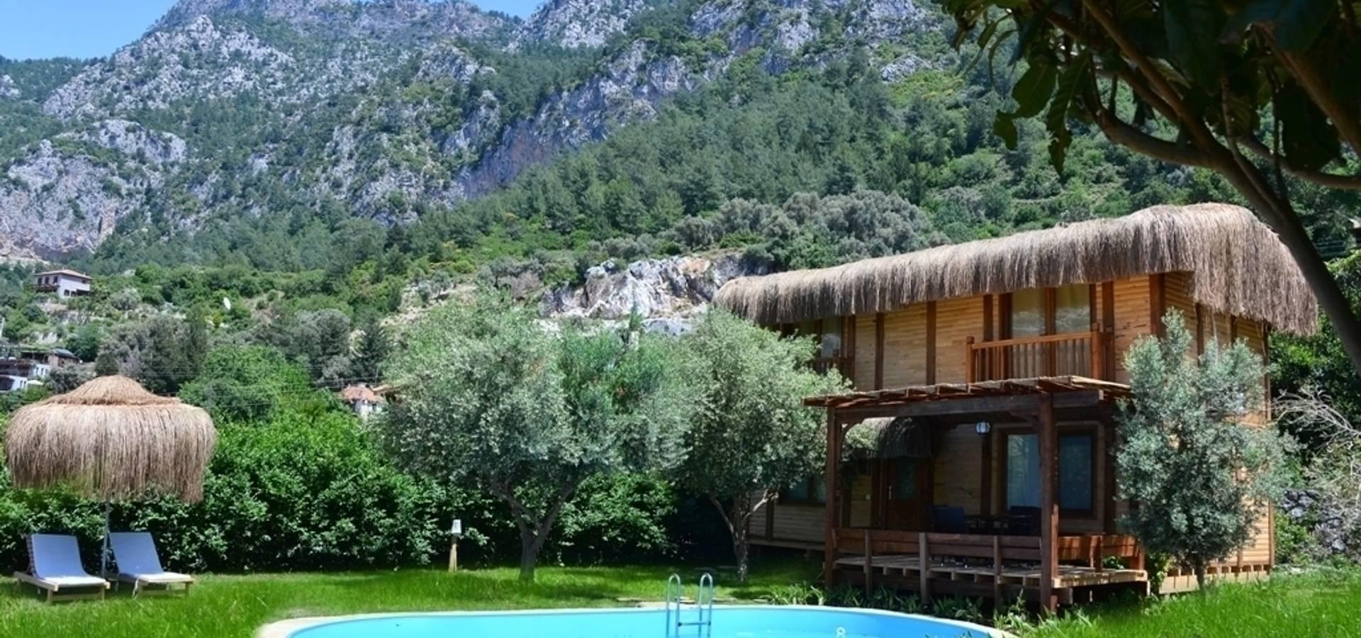 Pure Life Organic Villa