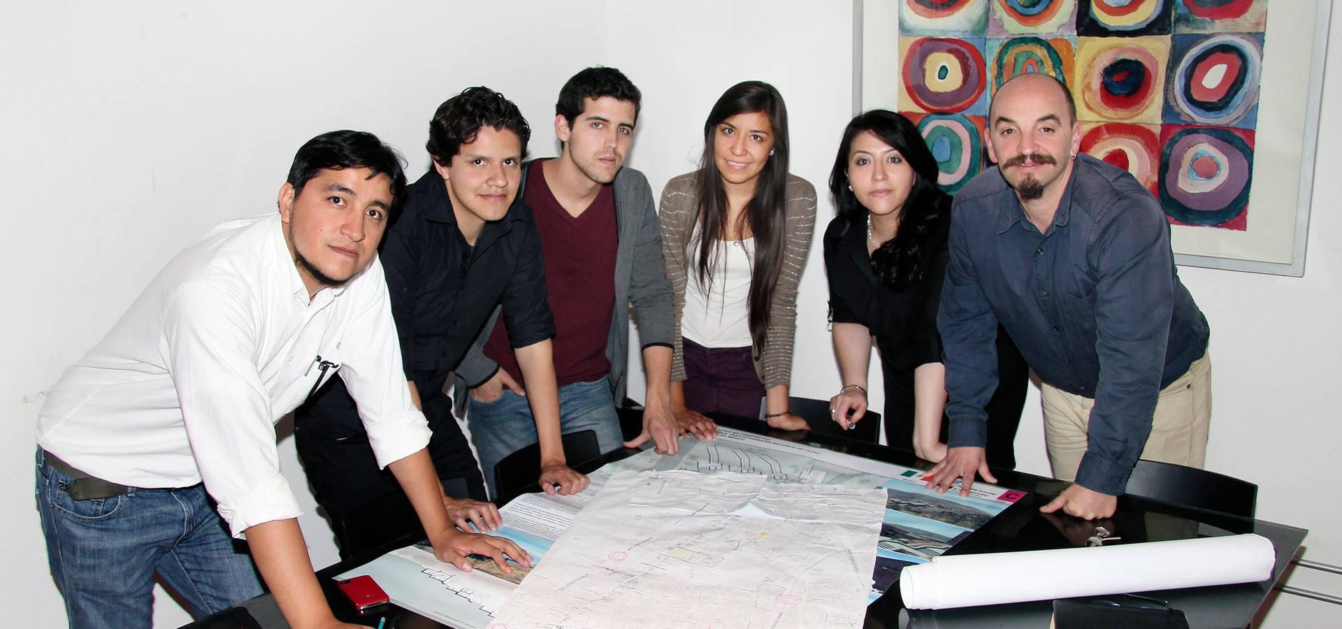 COLECTIVO MX Arquitectos
