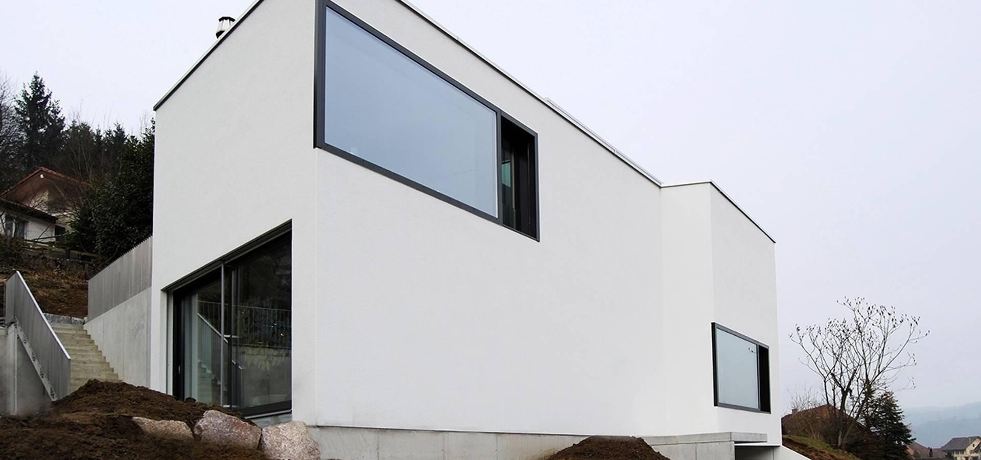 Daniel Hammer Architekt FH AG