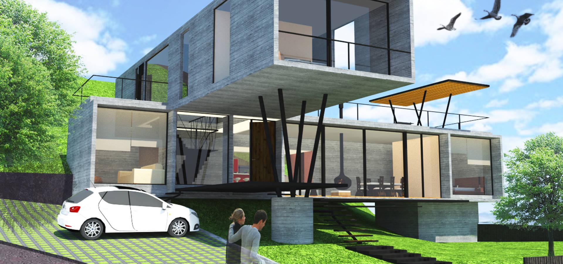 SERVER arquitectura y construcción