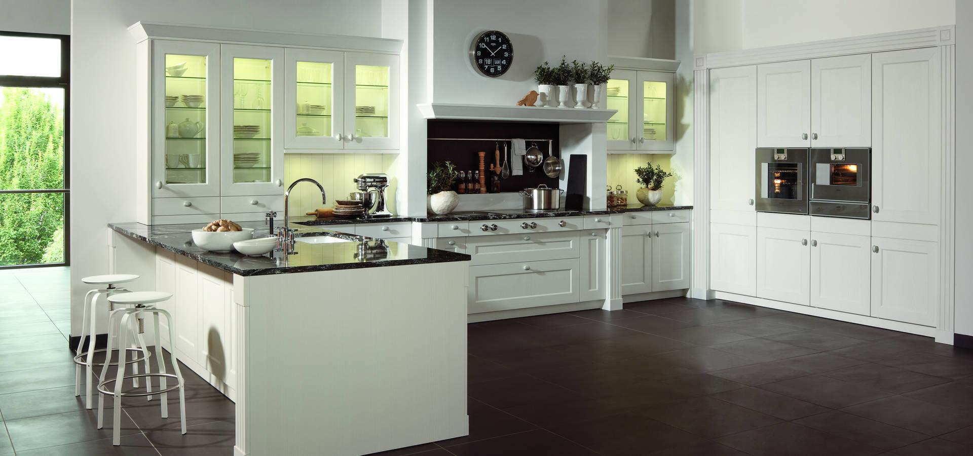 Bemerkenswert Landhausküche Dekoration Von