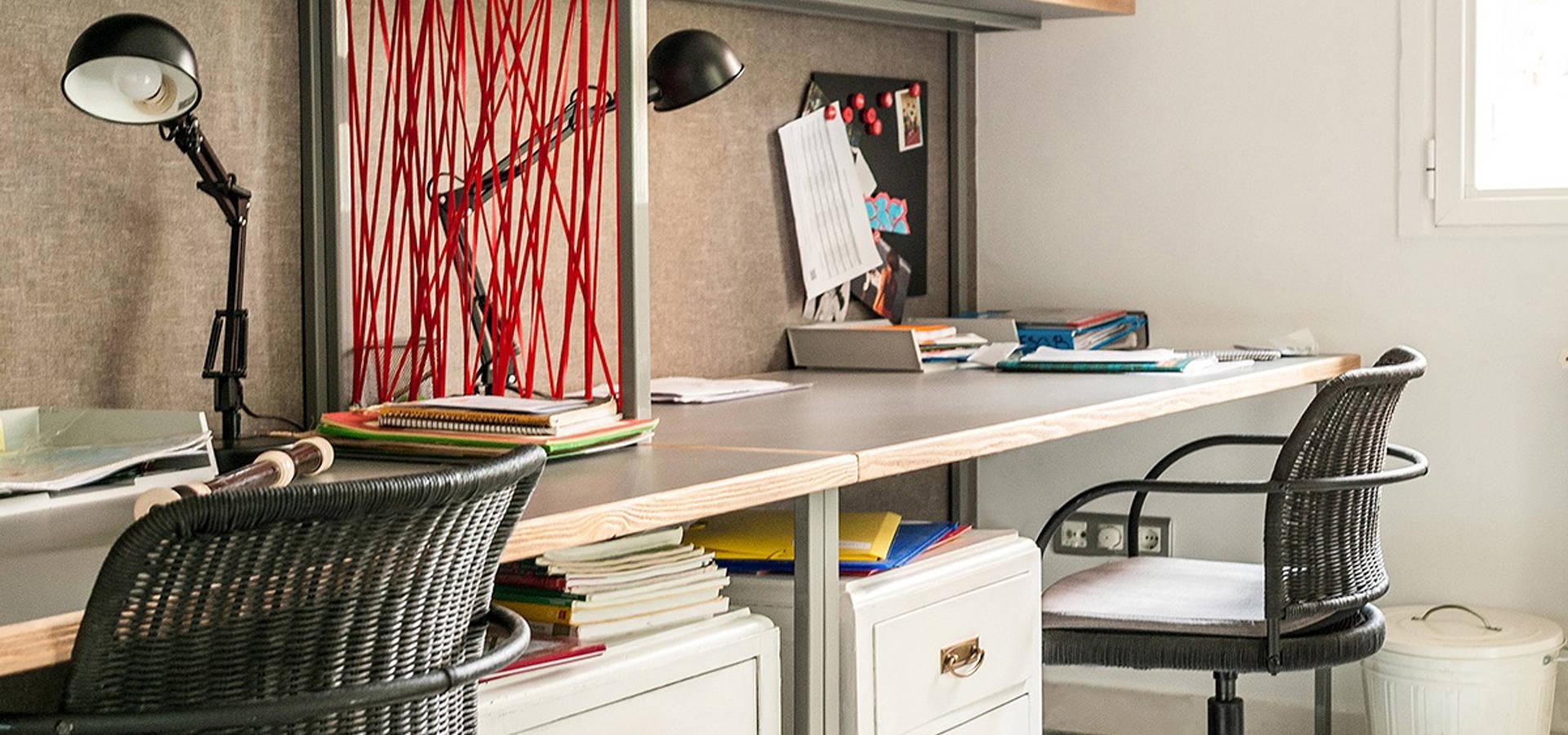 Habitaci n ni os de alaz n decoraci n homify - Libros de decoracion de interiores gratis ...