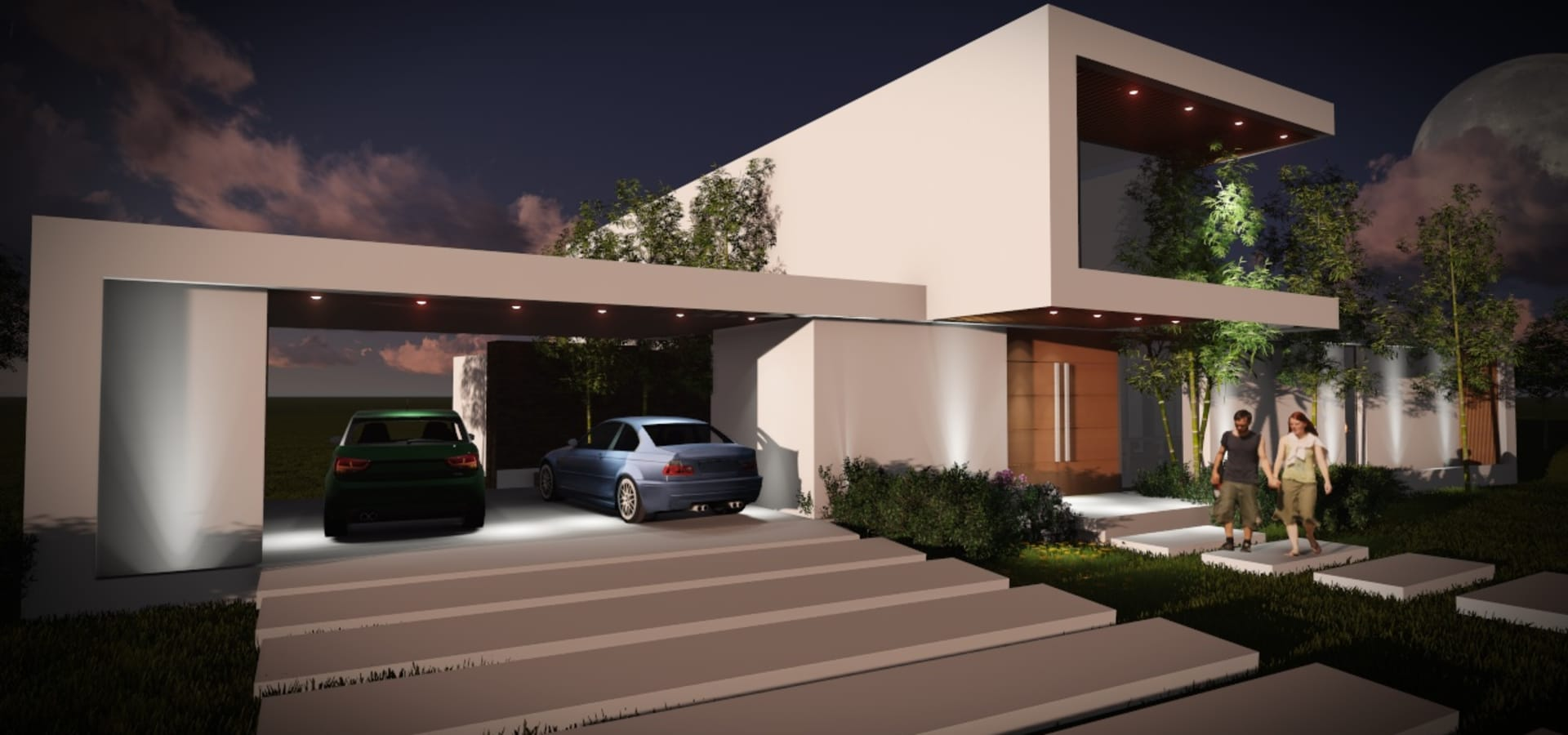 Casa jp by a ccs estudio de arquitectura homify for Estudio de arquitectura