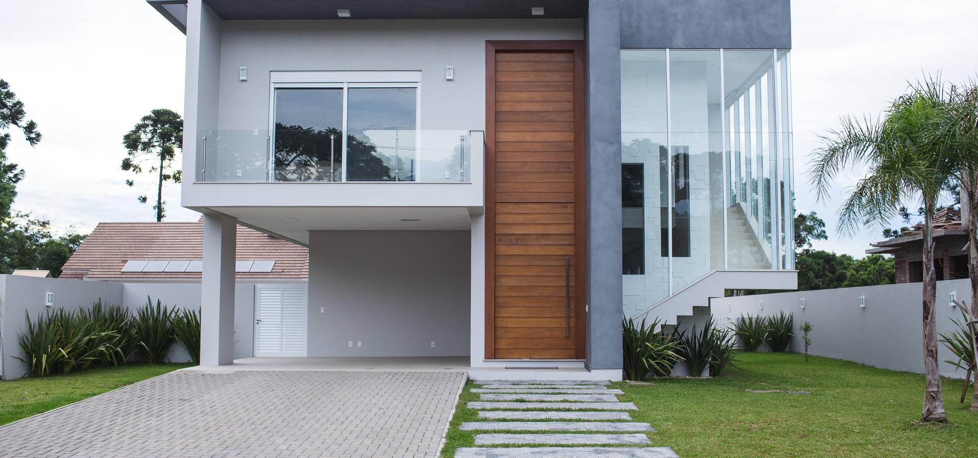 d´  Ornellas Arquitetura e Construção