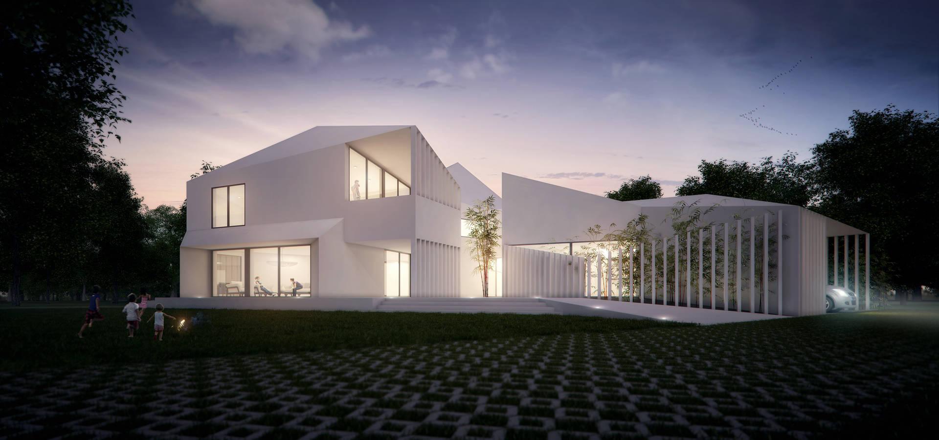 Factoria5 arquitectos en madrid homify - Arquitectos en madrid ...