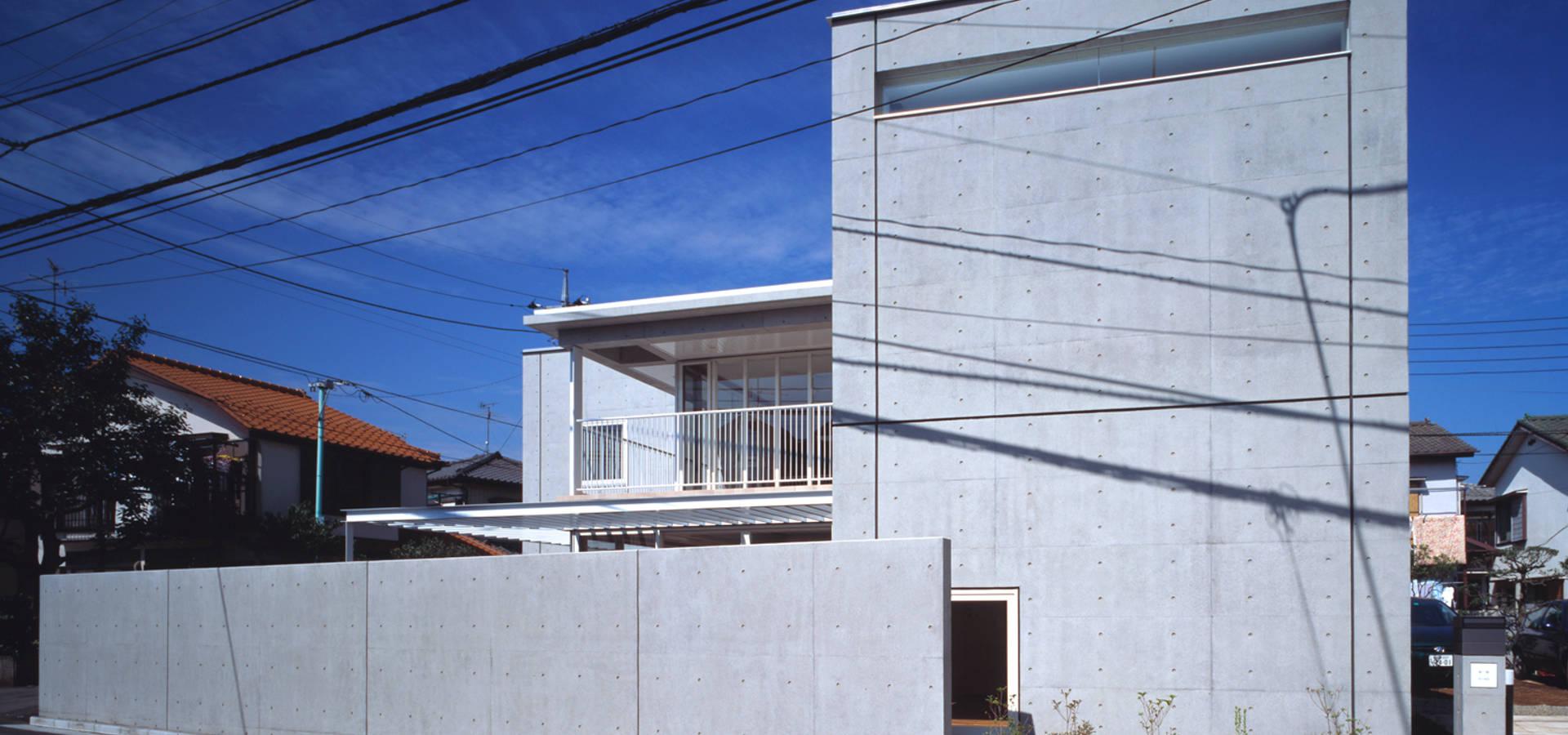 新野裕之建築設計 Hiroyuki Niino Architecture