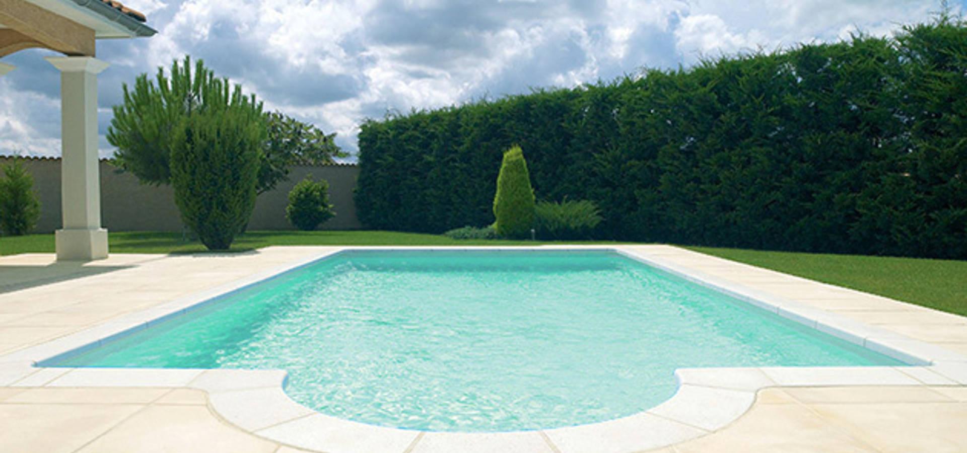Piscine interrate in pannelli d 39 acciaio di bsvillage - Foto di piscine interrate ...