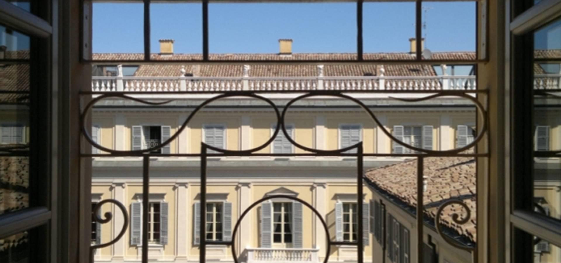 studio di architettura bordi rossi zarotti