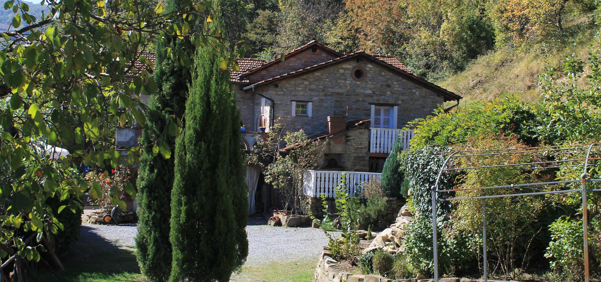 Naro architettura restauro       <q>Dein Landhaus im Piemont</q>