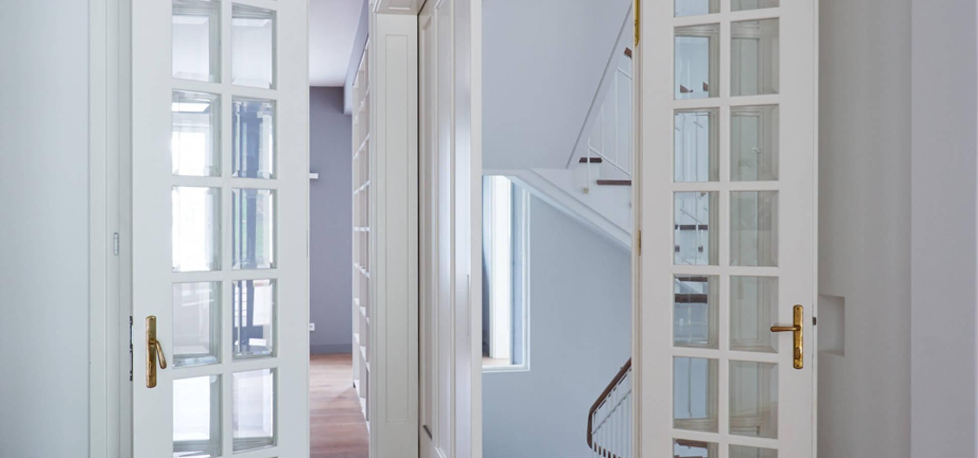 Stil-Villa in Döbling von Mayr & Glatzl Innenarchitektur Gmbh | homify