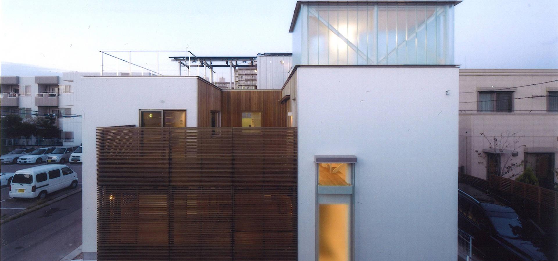 ツチヤタケシ建築事務所