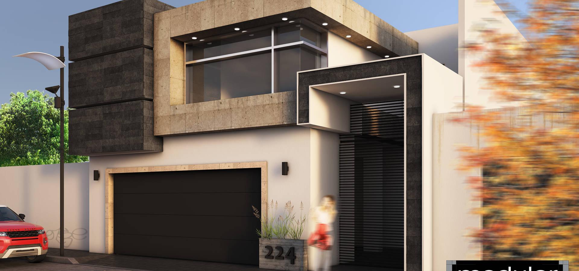 Modulor Arquitectura