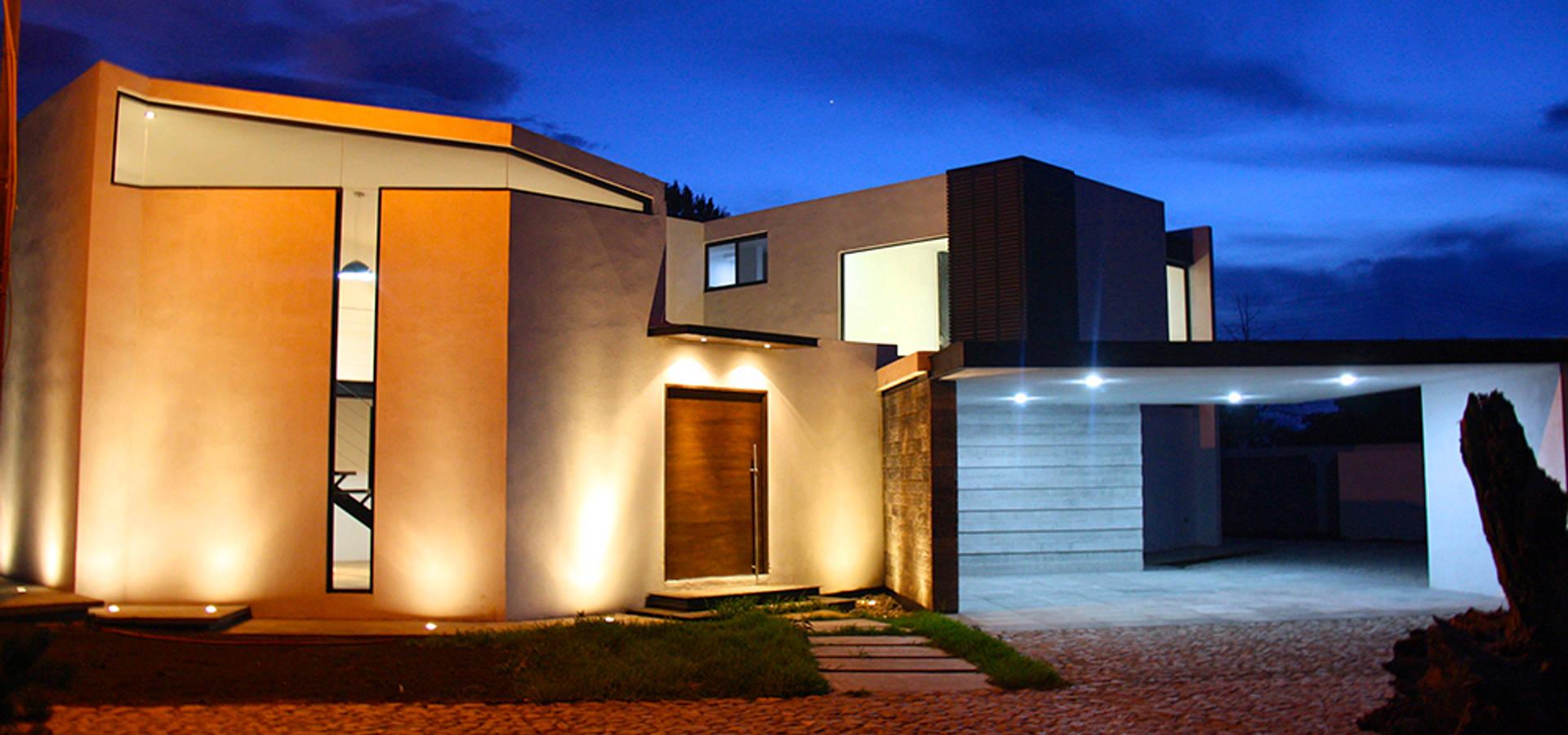 Casa patio de narda davila arquitectura homify for Casas para patios exteriores