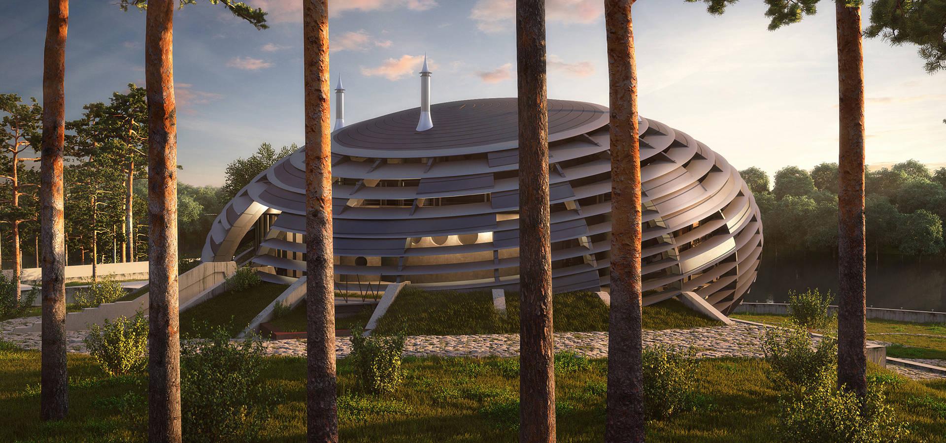 Архитектурное и дизайнерское бюро WithArch