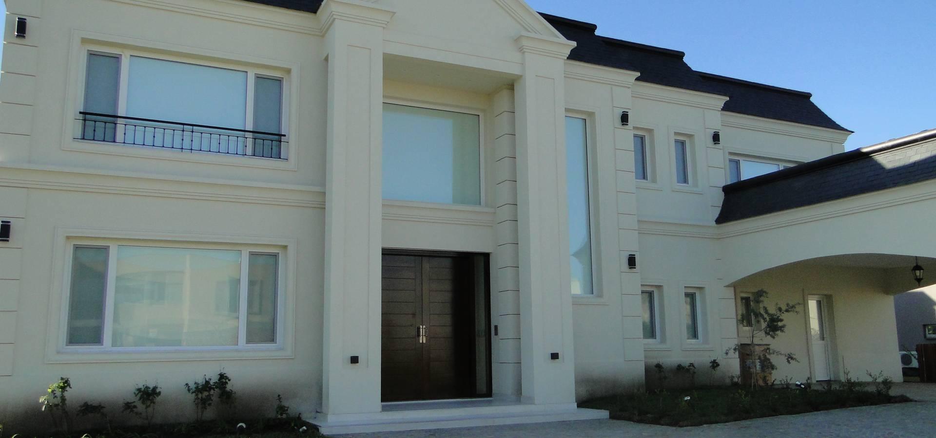 Arquitectos Building M&CC – (Marcelo Rueda, Claudio Castiglia y Claudia Rueda)