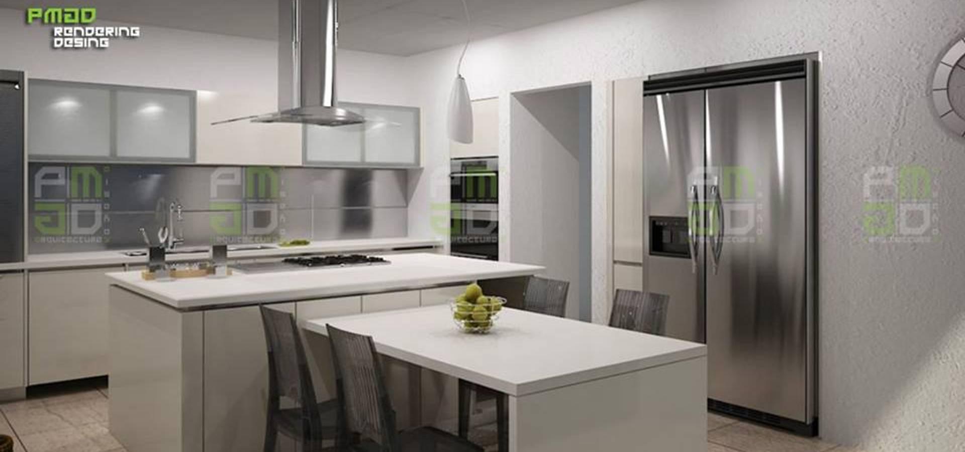 Cocinas y muebles para closet realizados de pm for Proyectos de cocina easy