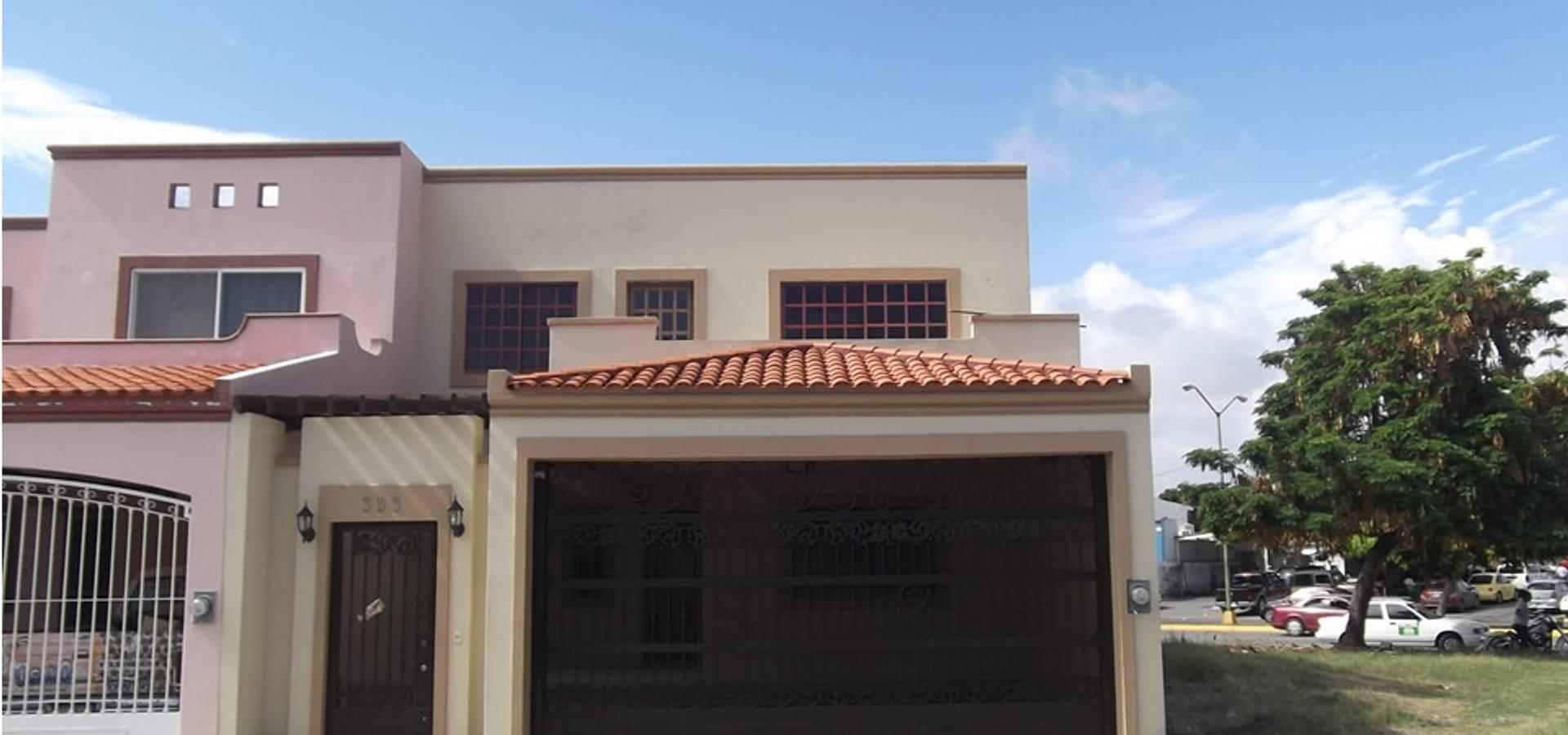 Casa at de cenit arquitectos homify for Homify casas