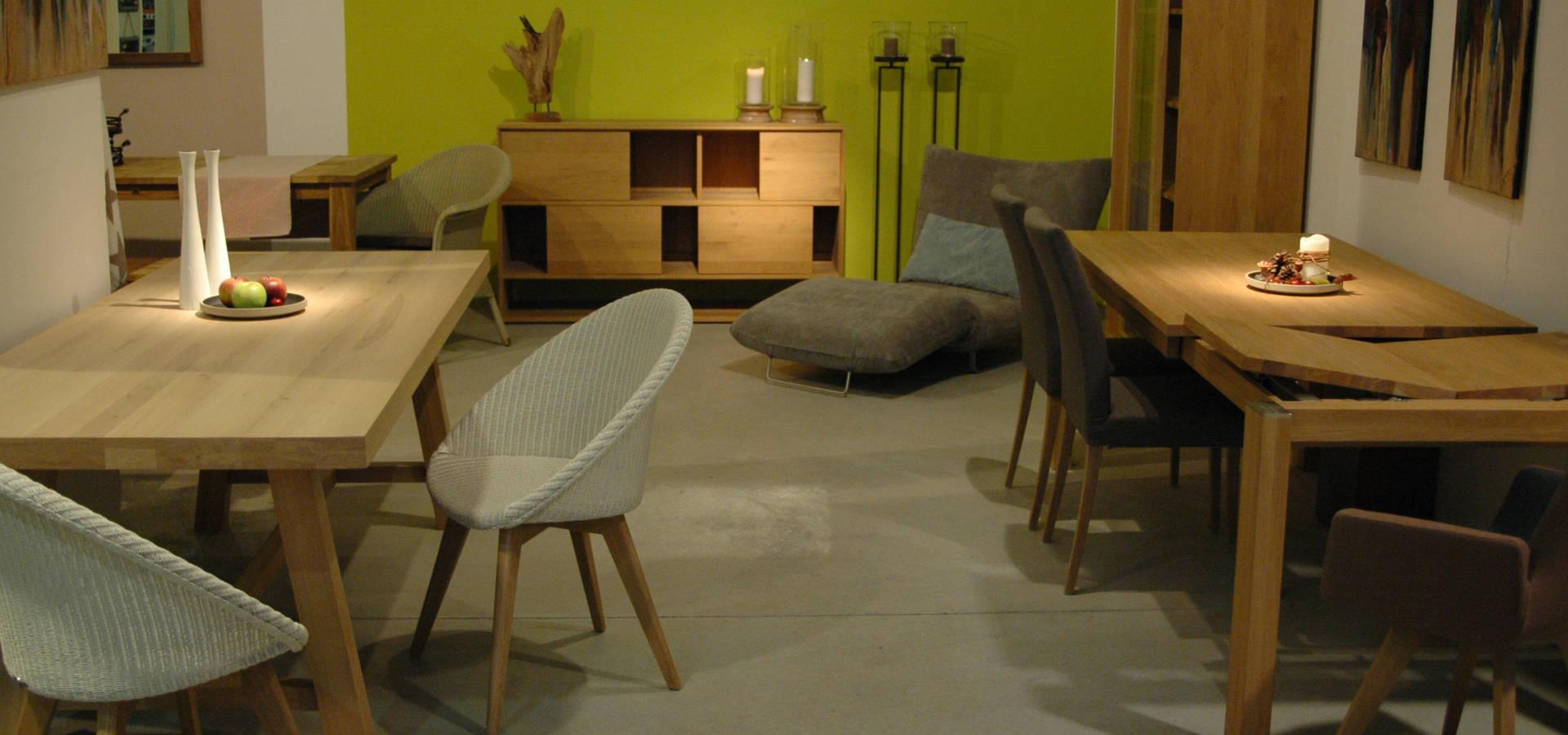 room garden gmbh esstische massivholzm bel homify. Black Bedroom Furniture Sets. Home Design Ideas