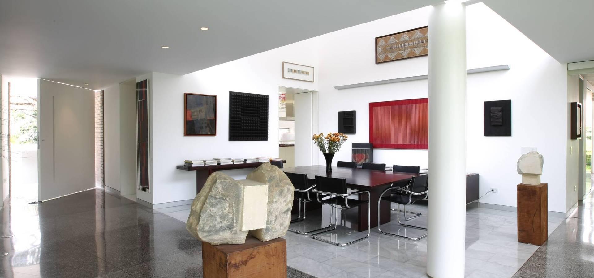 Casa ag by oda oficina de arquitectura homify for Arquitectura de oficinas