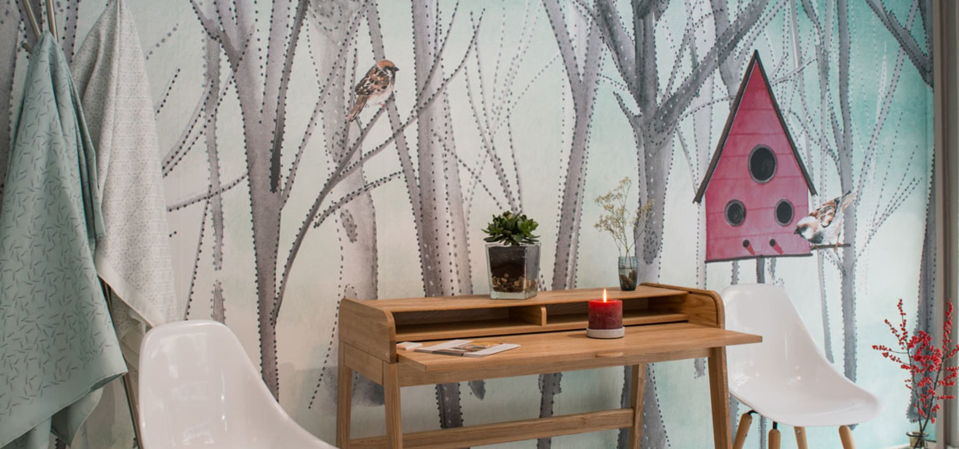 silvia betancourt designs raumausstatter interior. Black Bedroom Furniture Sets. Home Design Ideas