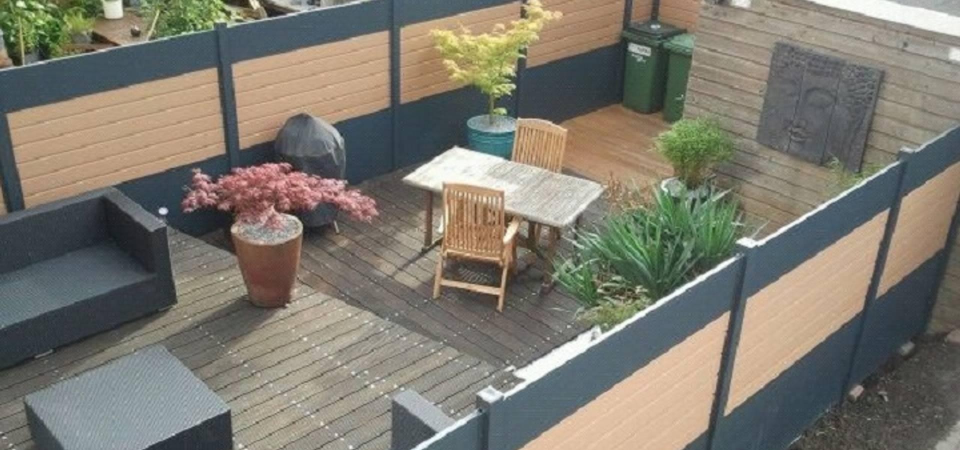 Kuiper schuttingen hekken schuttingen in helmond homify for Schutting tuin
