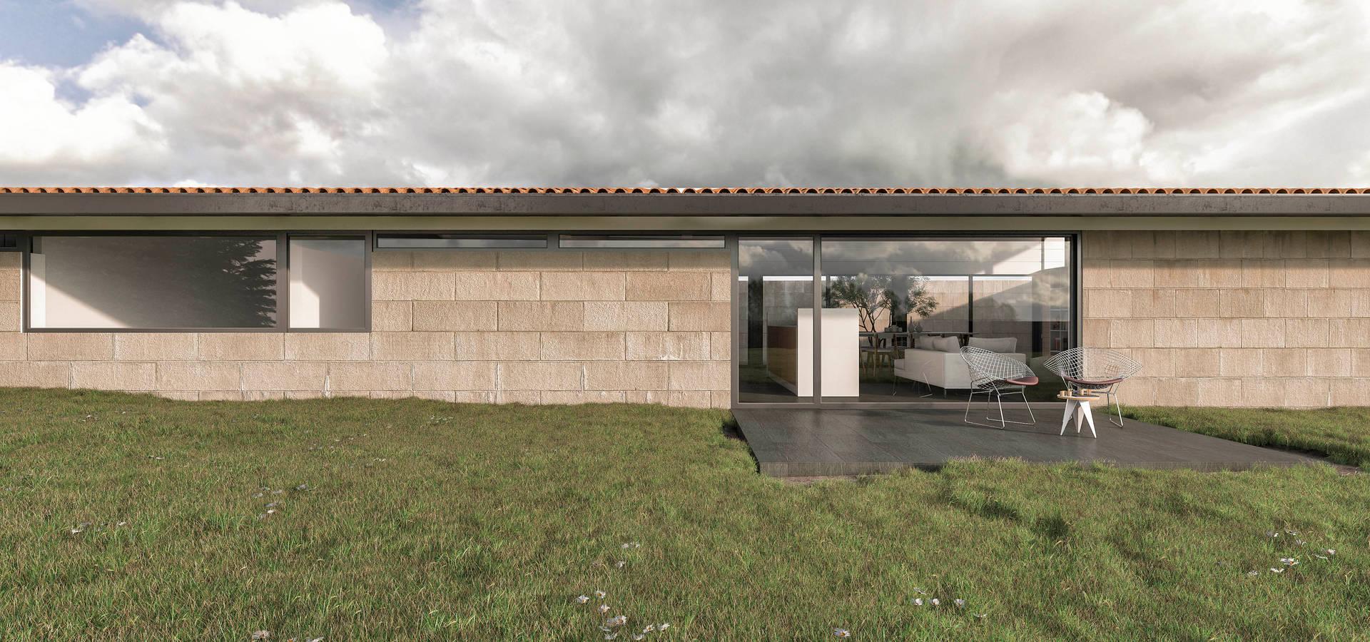 infografia 3D – arquitectura interior