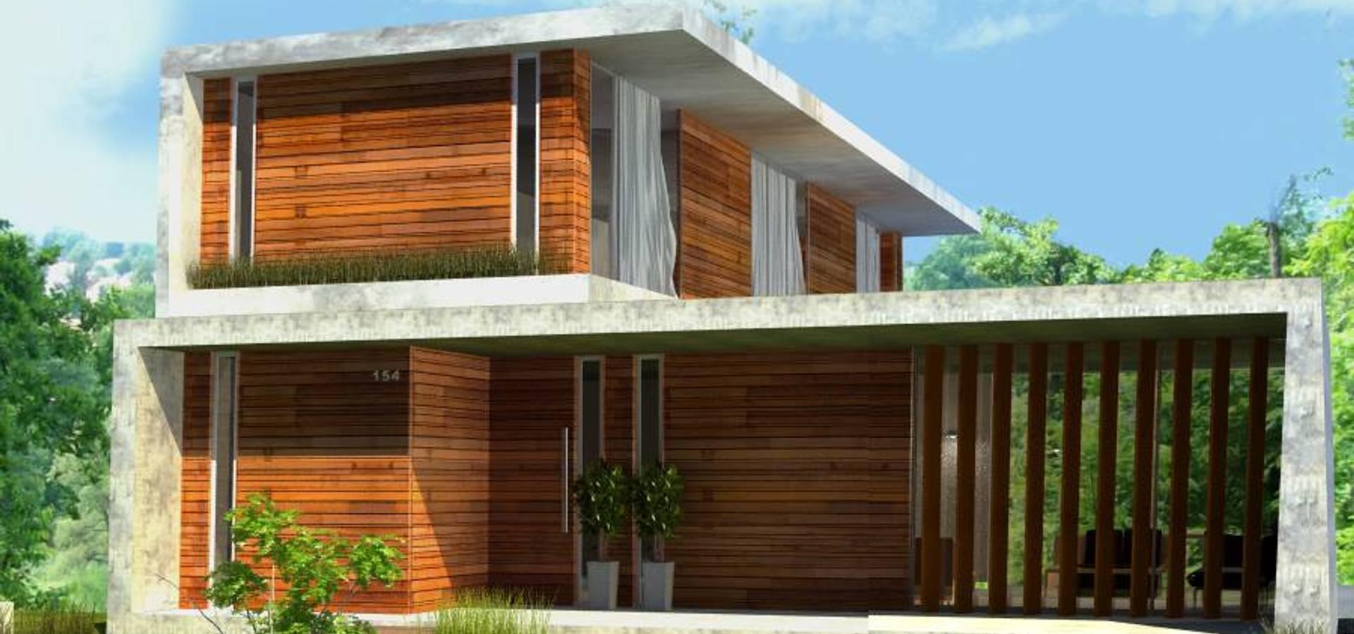 Arq Magdalena Saravia—Estudio de Arquitectura Sustentable -