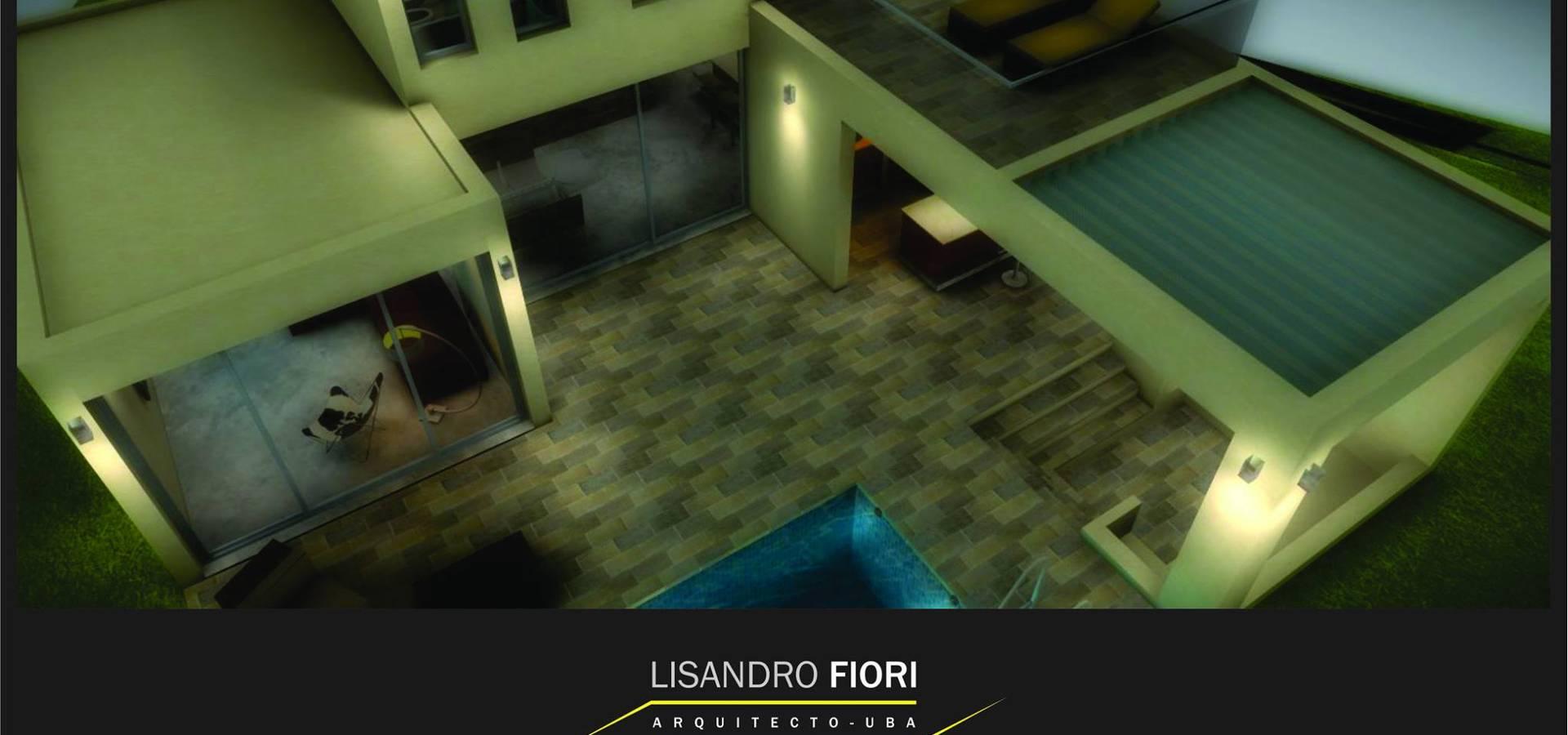 Lisandro Fiori ARQUITECTO