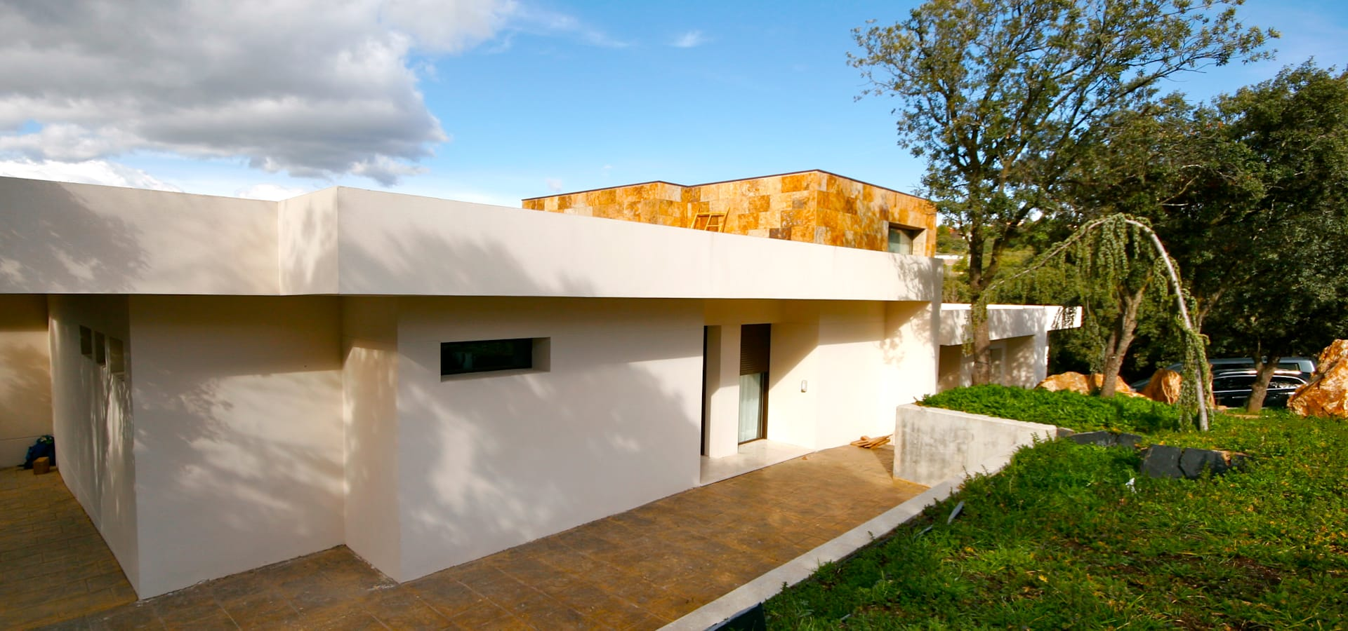 Vivienda en las rozas madrid par valverde arquitectos homify - Maison s par domenack arquitectos ...