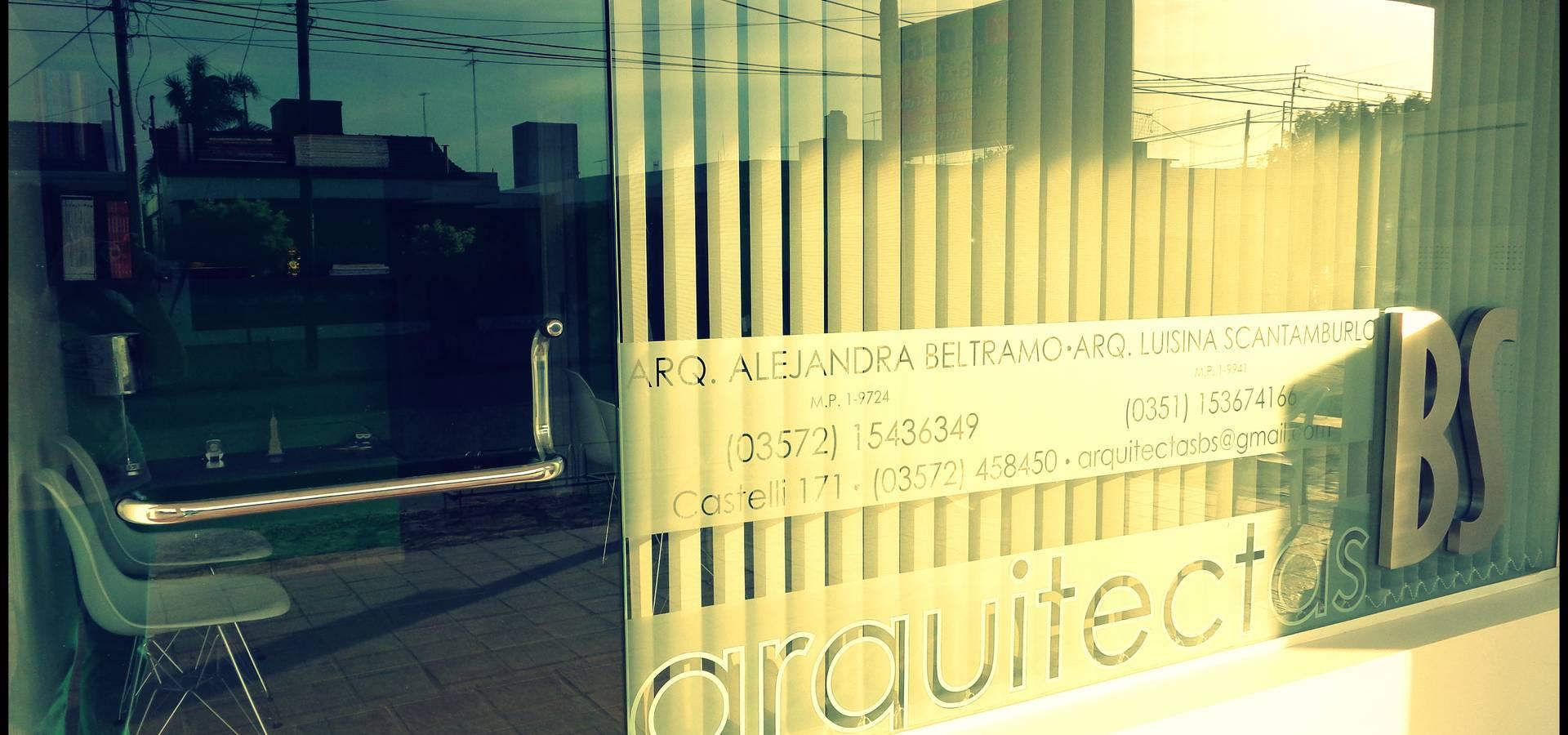 BS arquitectas—Beltramo + Scantamburlo