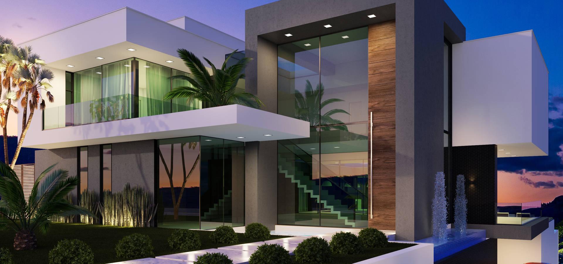 Gramaglia Arquitetura Projeto Homify