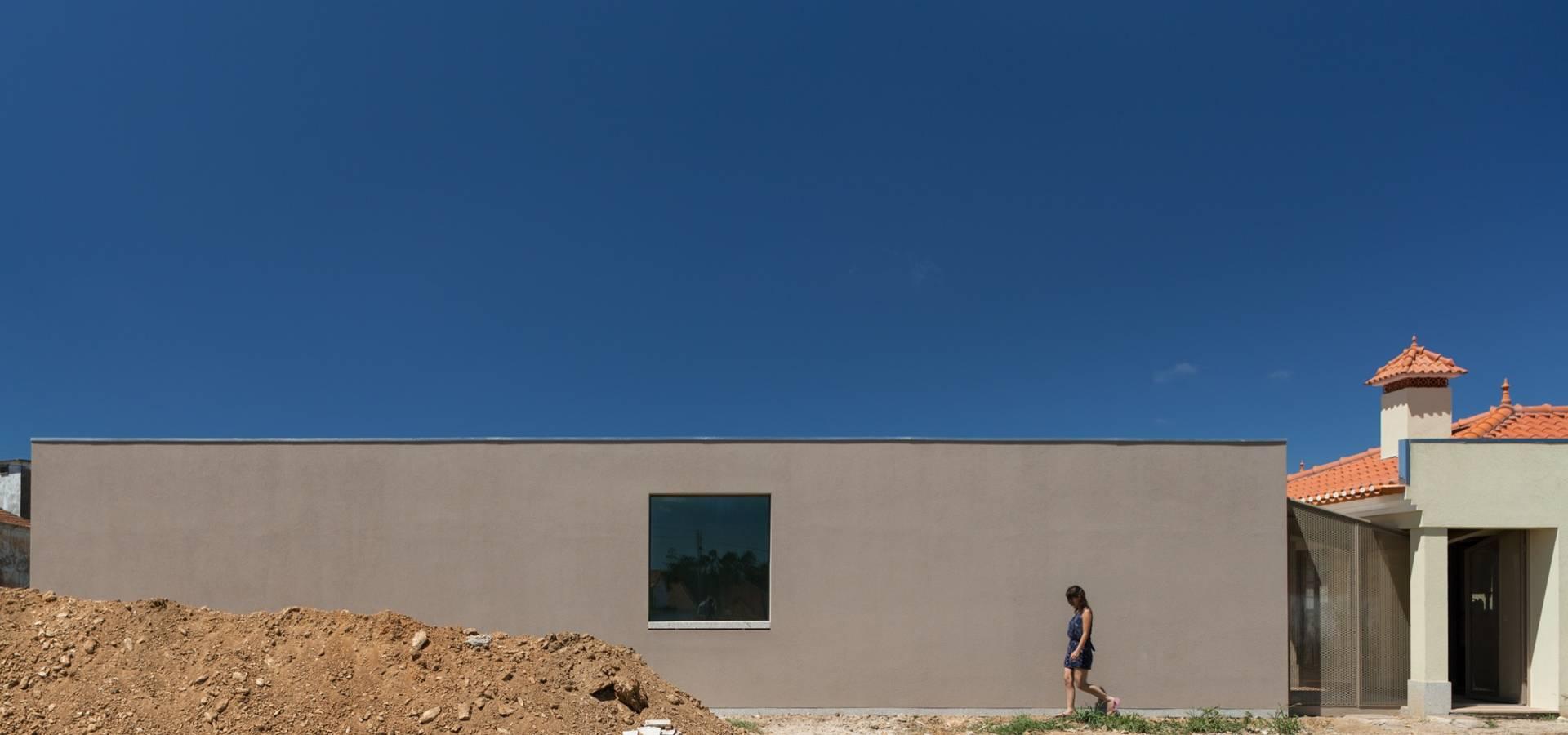 Nelson Resende, Arquitecto