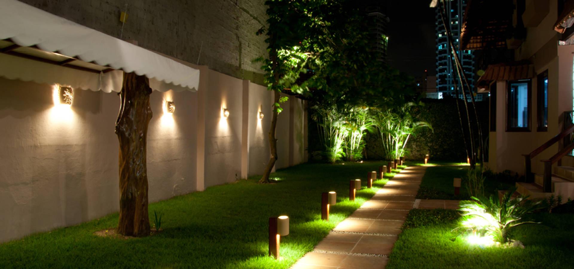 3c3e50012 Res. Umarizal by L+A Arquitetura de iluminação | homify
