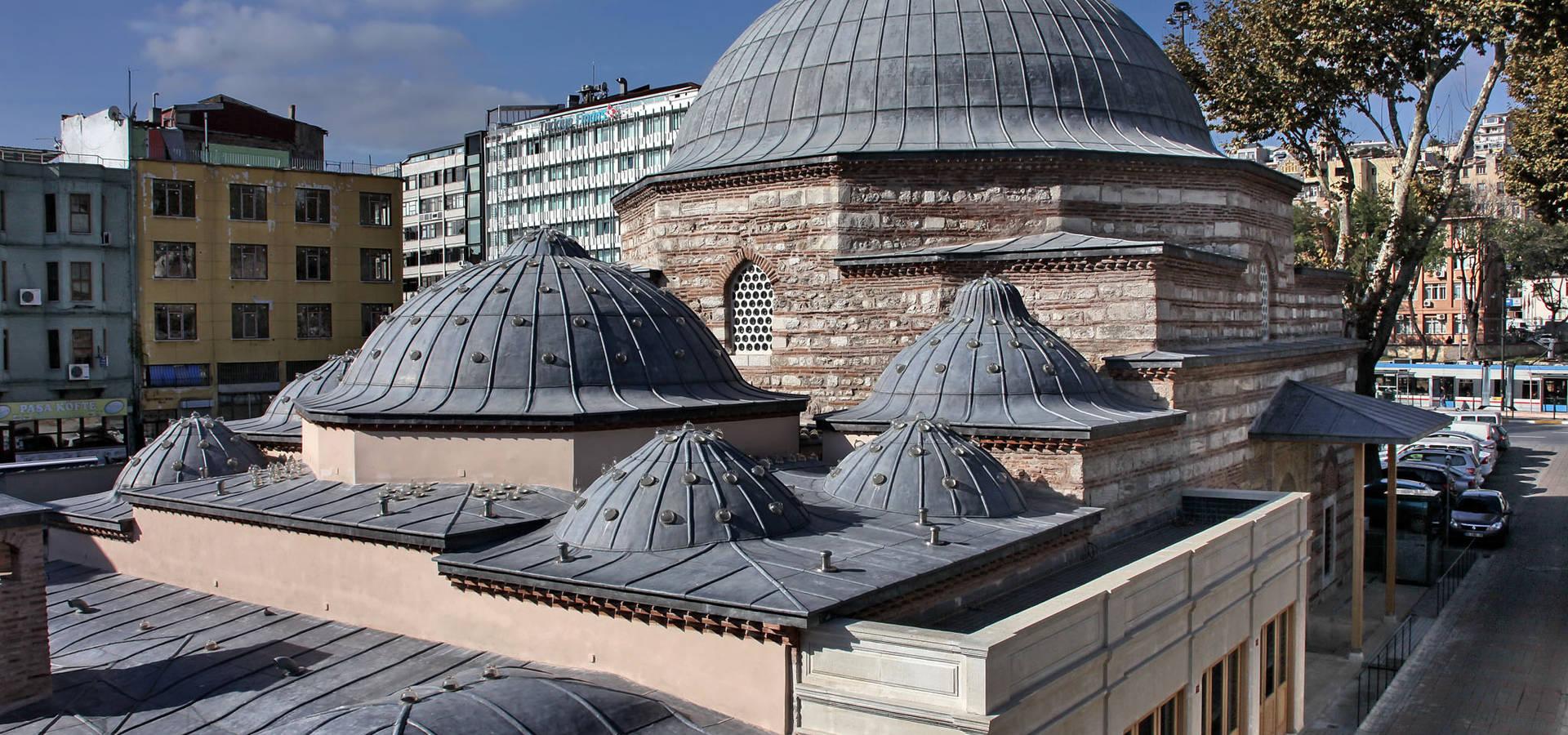 Cafer Bozkurt Architecture