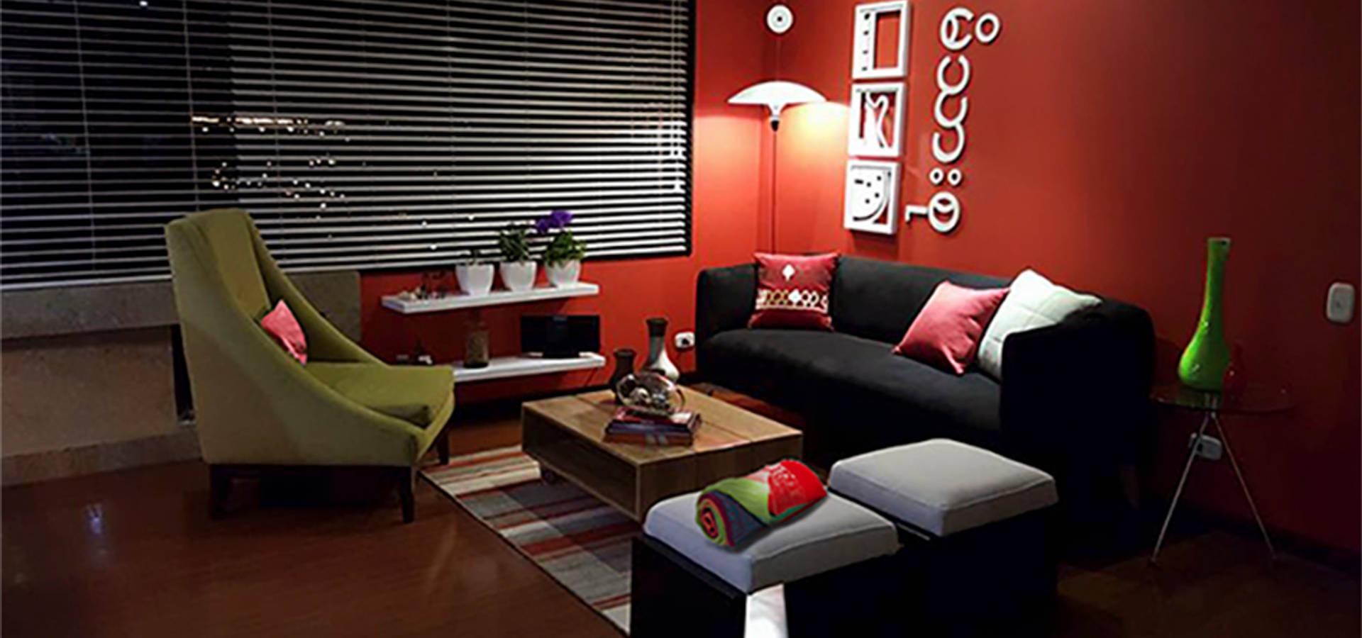 Sala Comedor Bogotá de Omar Plazas Empresa de Diseño Interior ...