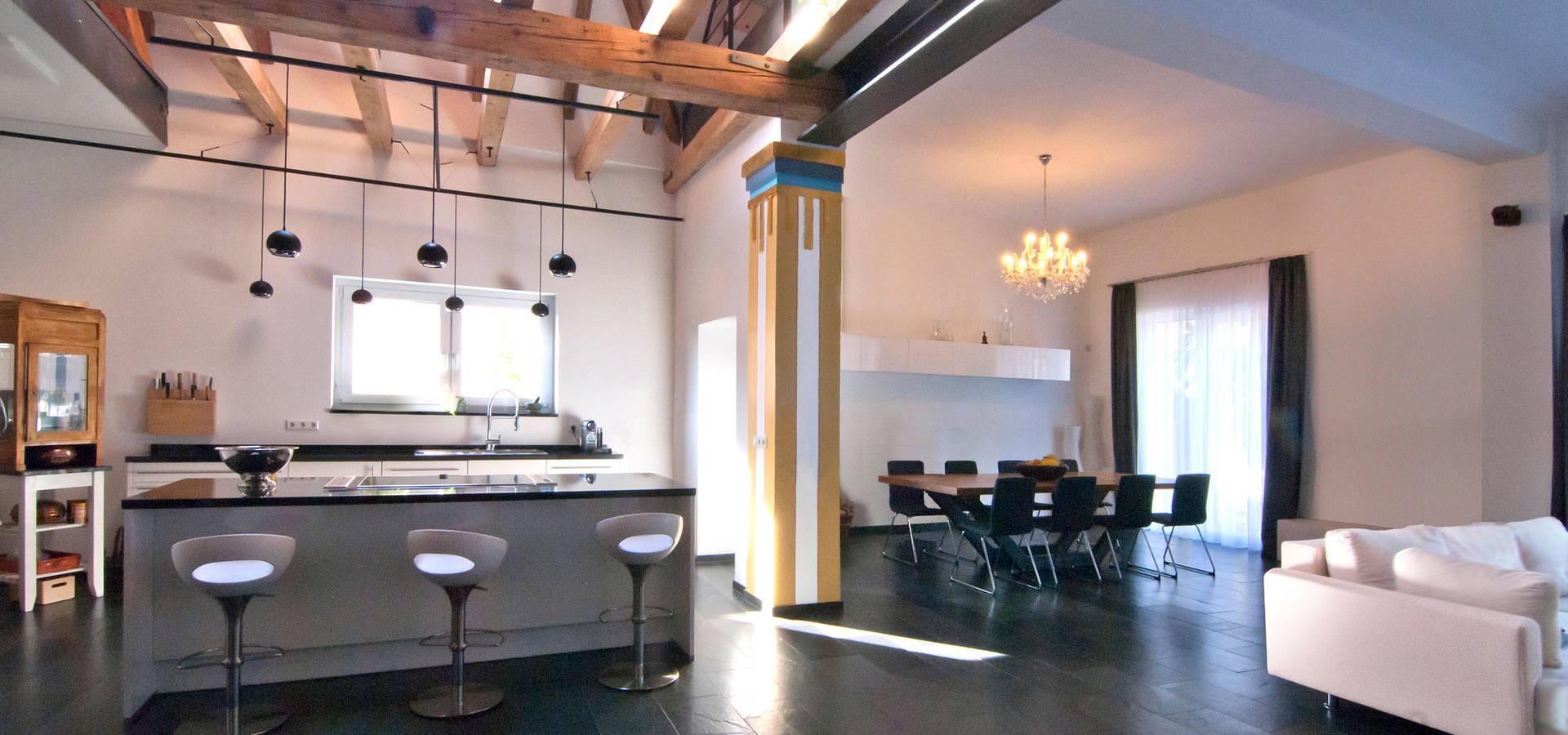 schweikert schilling architektur und gestaltung architekten in sinsheim homify. Black Bedroom Furniture Sets. Home Design Ideas