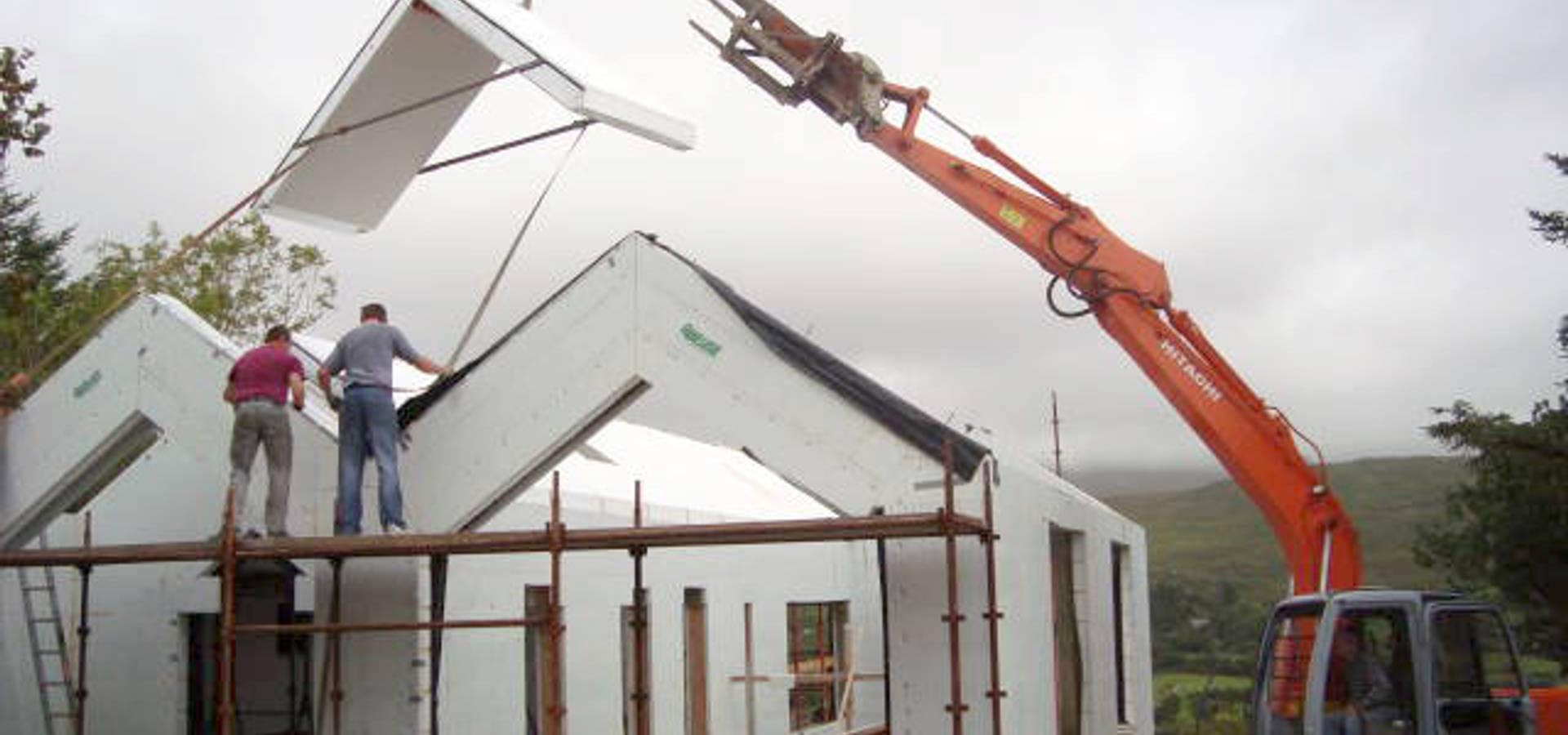 Passive Building Structures