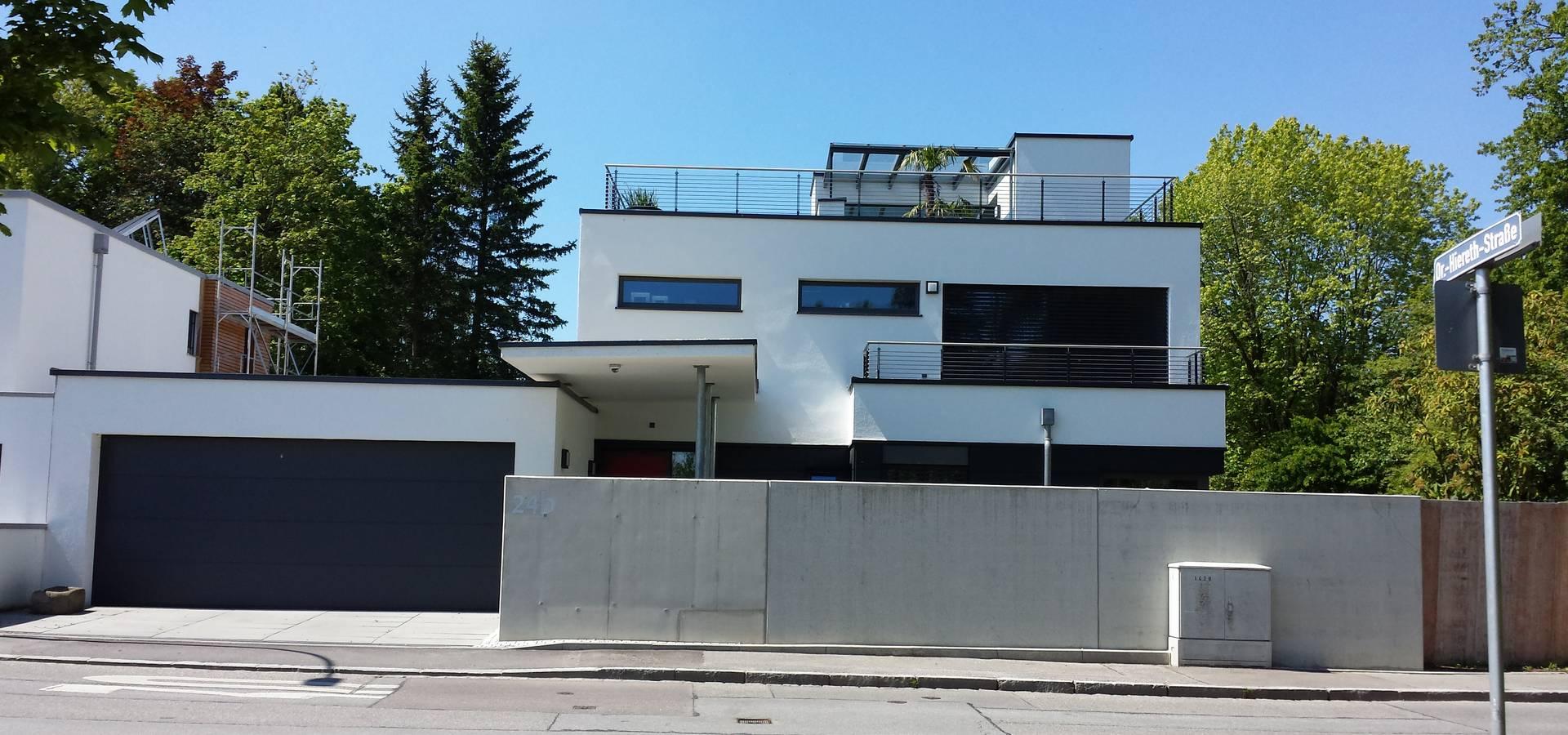 kernsanierung in regensburg by architekturb ro schropp. Black Bedroom Furniture Sets. Home Design Ideas