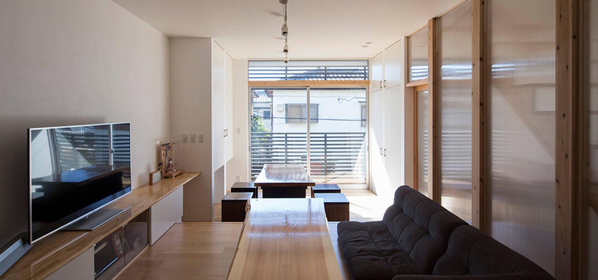 I Live Architects/田辺弘幸建築設計事務所