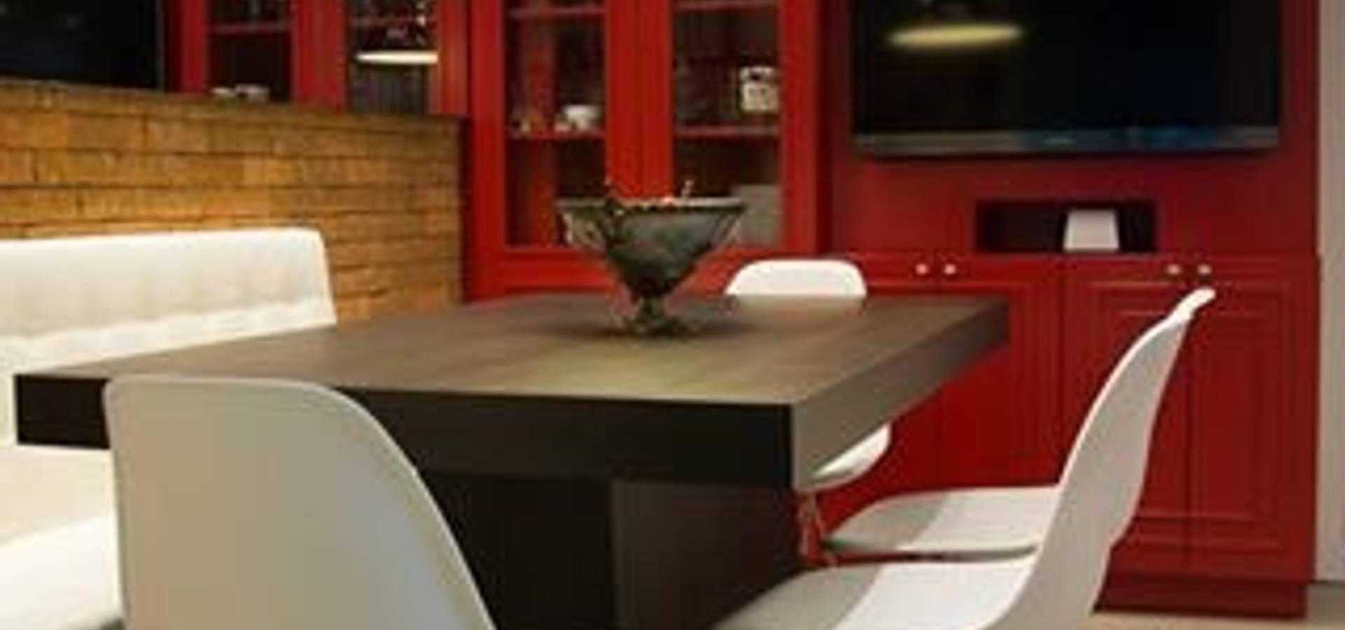 Cozinha Gourmet Por T H Arquitetura Interiores Homify
