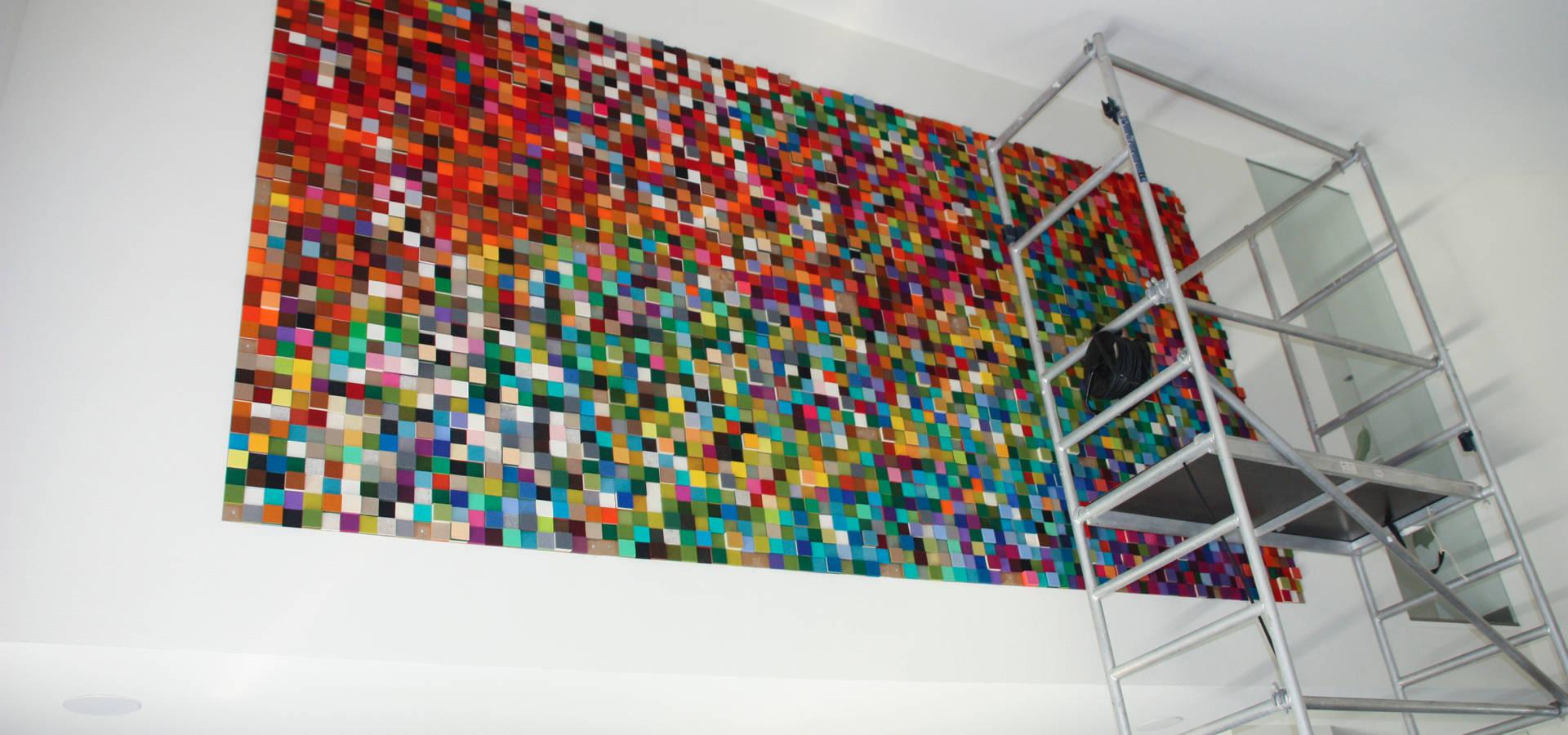 Anne van den Heuvel   studio voor kunst, akoestiek & interieur