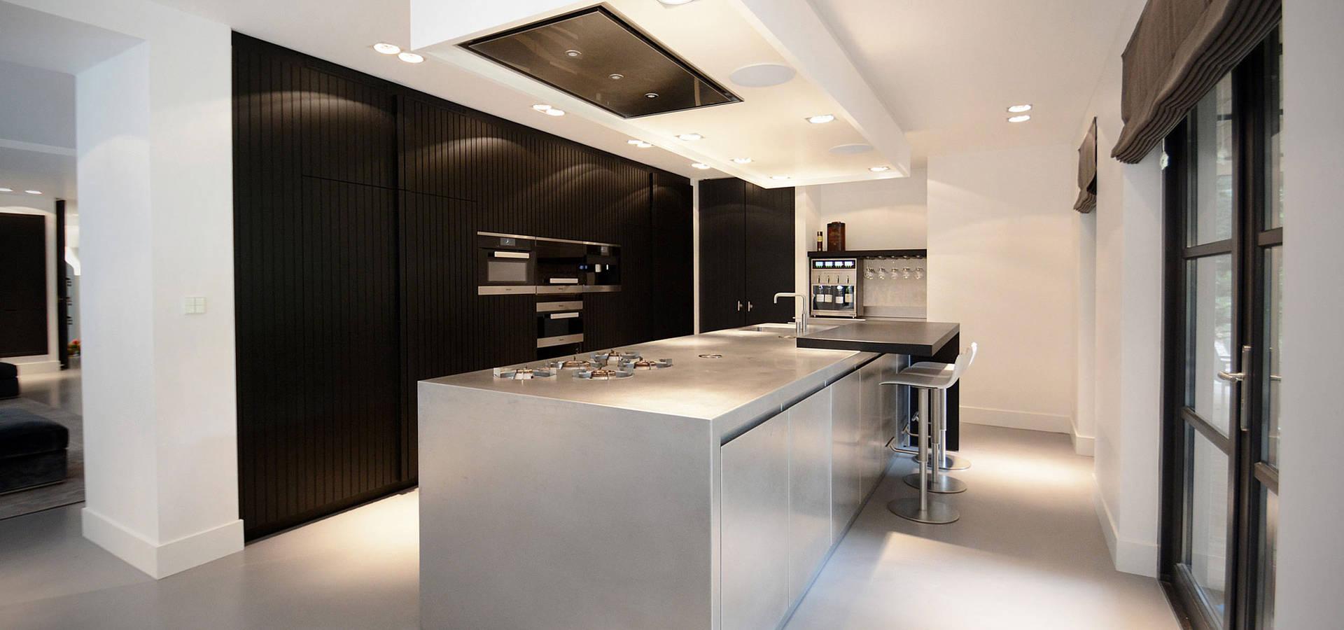 Keuken oss door ecker keukens en interieur homify for Interieur keukens