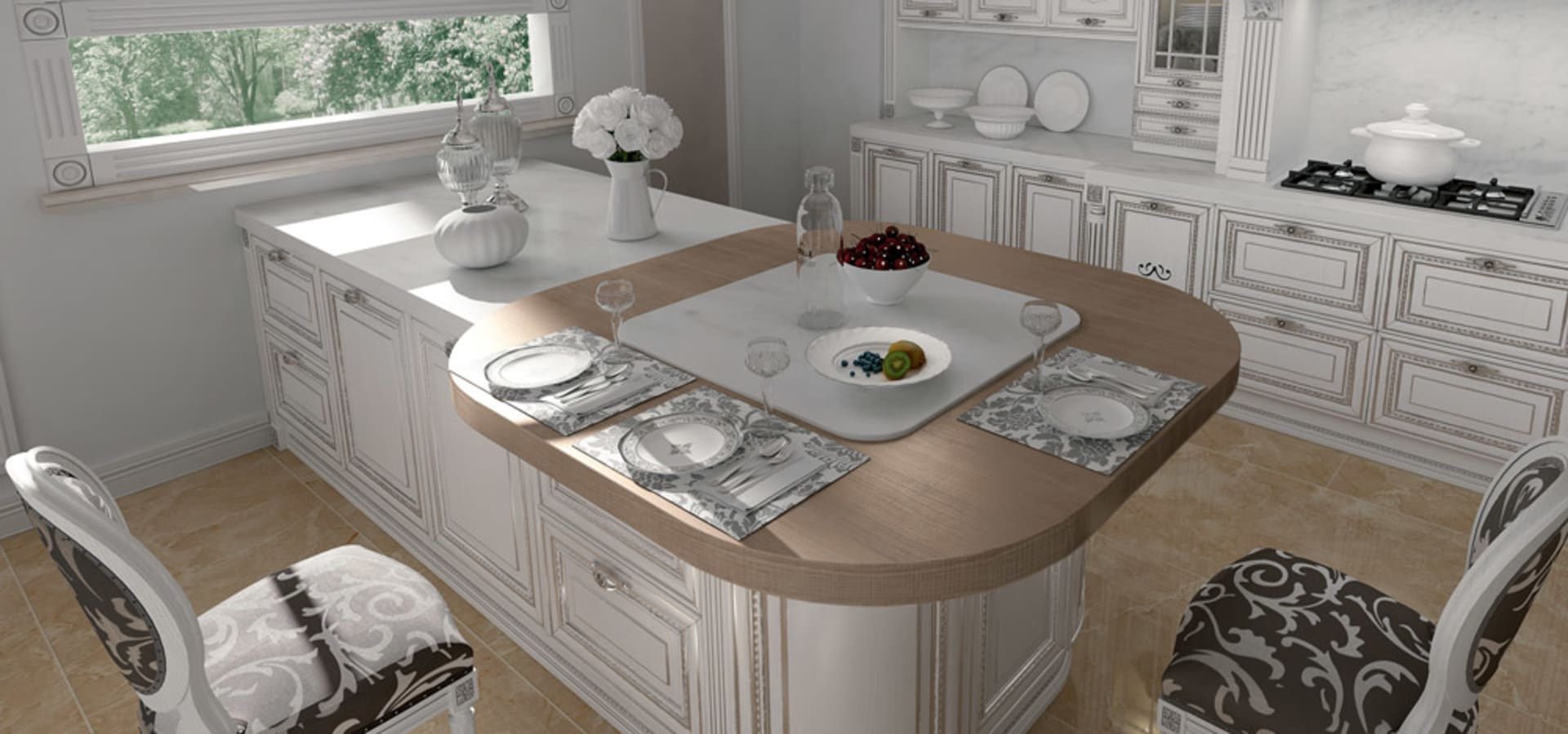 Luxury Kitchen Manufacturers Uk