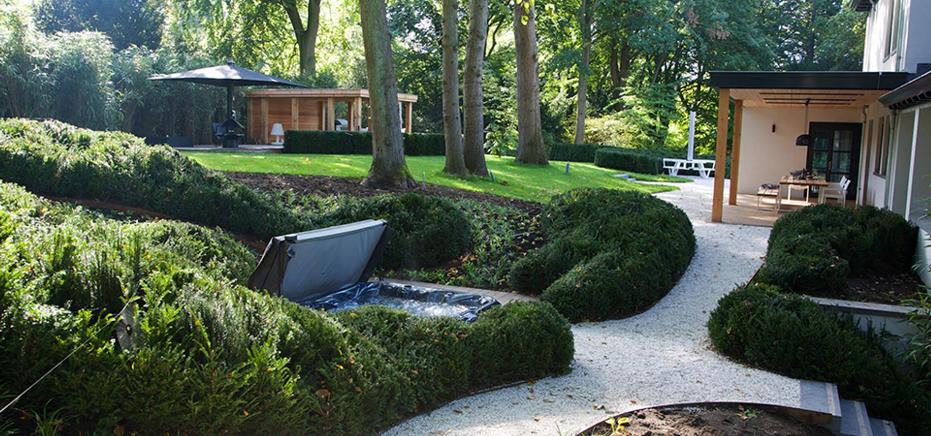 Villa hilversum de designa interieur architectuur bna for Interieur architectuur