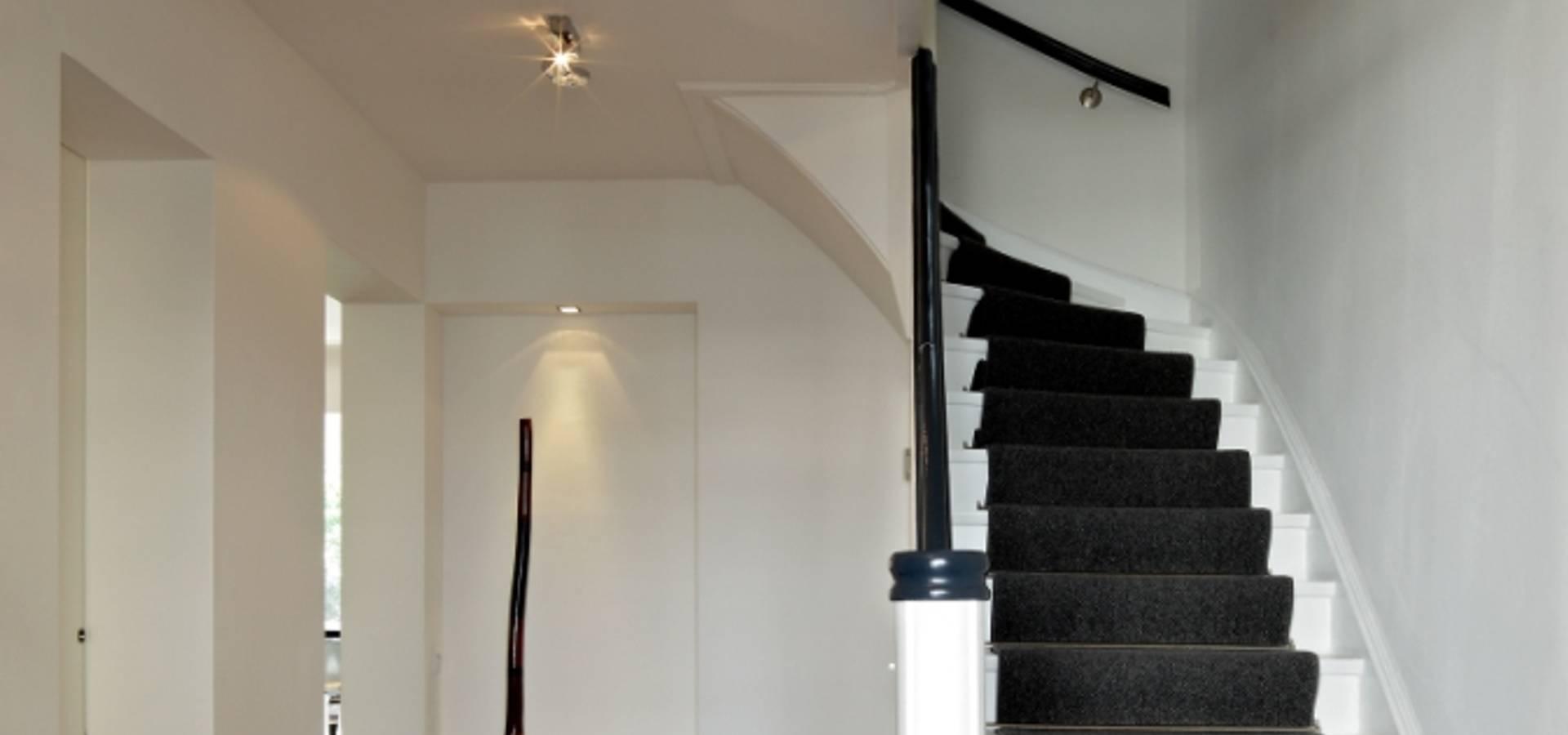 stadtvilla by innendesigner kemper d chting gmbh homify. Black Bedroom Furniture Sets. Home Design Ideas