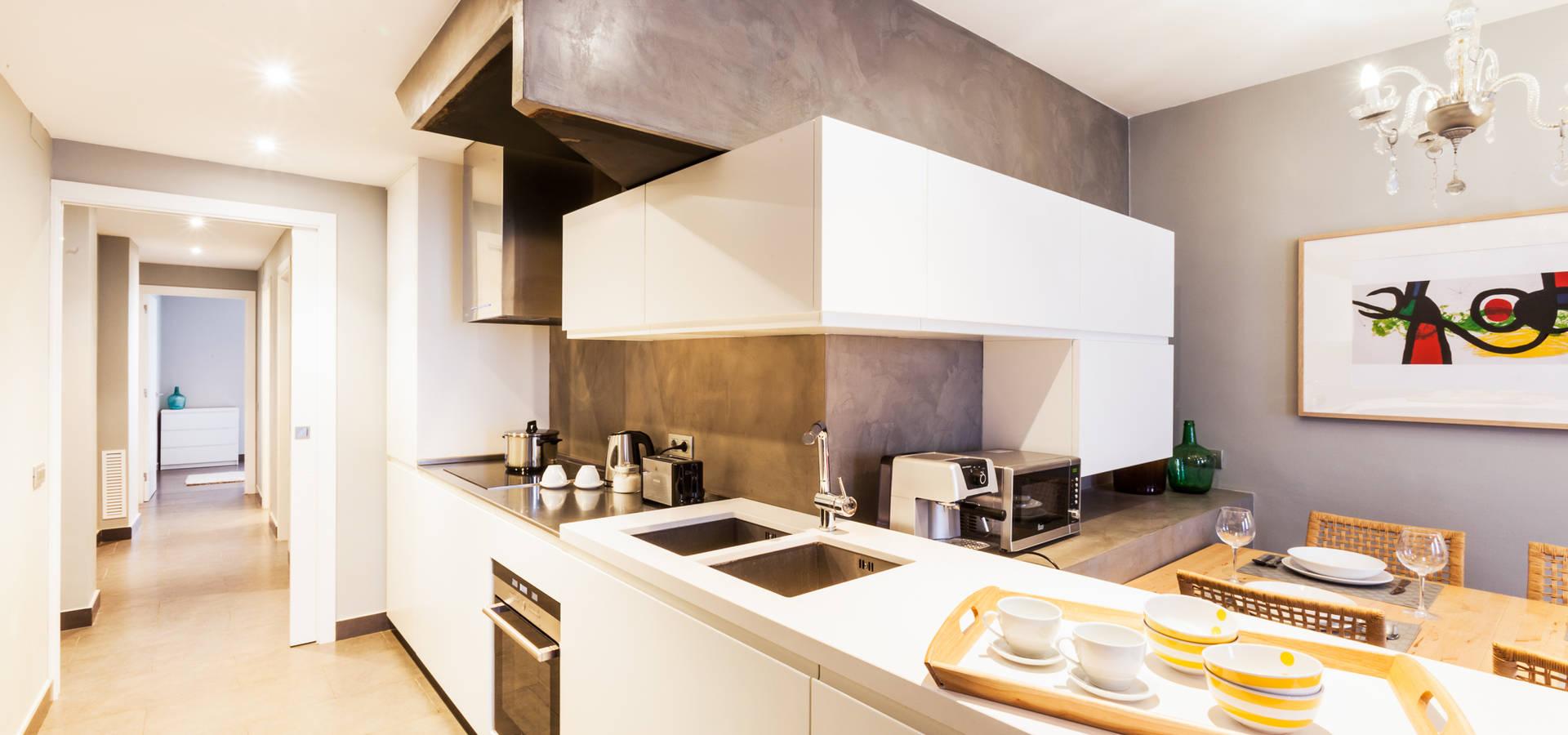Laia cenzano studio decoradores y dise adores de - Decoradores de interiores barcelona ...